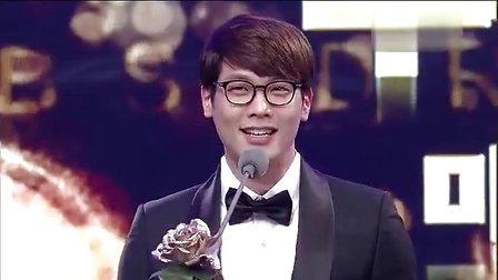 121231 KBS 演技大赏 2部