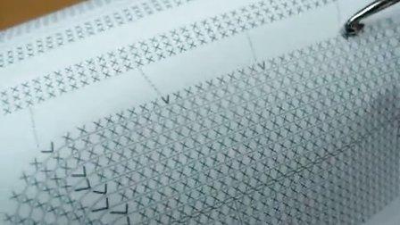 第34集 单肩斜挎草编包435 许红霞棉草拉菲钩编教学视频