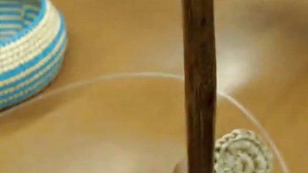 第37集 禅式收纳 许红霞棉草拉菲钩编教学视频
