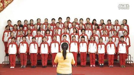 """潍坊东明学校""""中国好少年之歌""""合唱"""