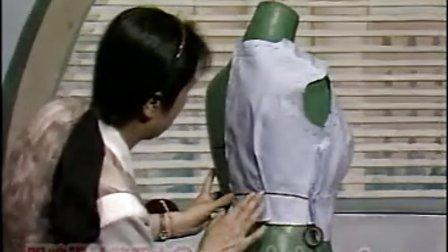 服装裁剪教程 服装设计教程 服装制作 服装立体裁剪讲座5