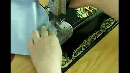 服装附件的缝纫技法
