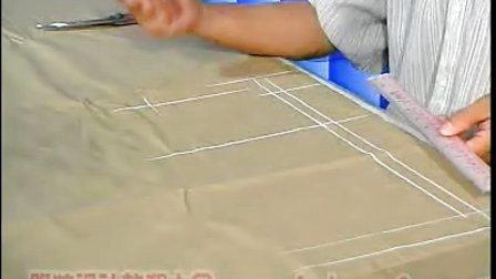 服装裁剪视频大全 服装设计教程 童装裁剪02