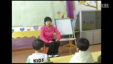 中班语言《年》 幼儿园优质课  教案