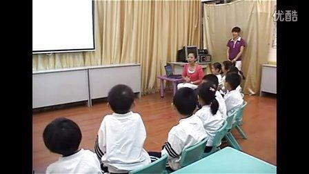中班语言《小狐狸画春天》 幼儿园优质课  教案