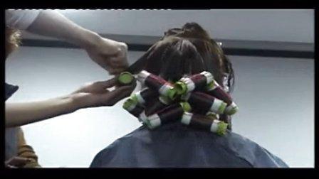 吴立军2013 最新烫发技术 烫发发型设计