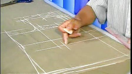 服装设计教程 服装裁剪教程-童装裁剪05  服装打版教程