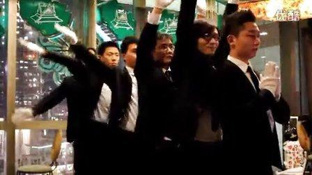 起点中文网2013年会程序员舞蹈视频 法海你不懂爱