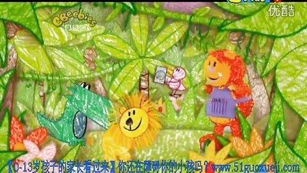 早教英语 幼儿英语 启蒙英语 英语动画片 彩色花园Get_Squiggling!_-11_Photo