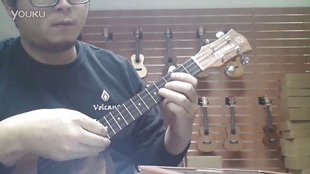 譜卡娜拉尤克里里 台灣相思木 PU-AKT with Daddario String
