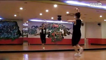 江南style舞蹈教学视频(镜面分解完整版)