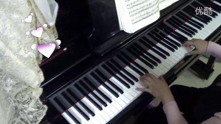 门德尔松《婚礼进行曲》钢琴视_tan8.com