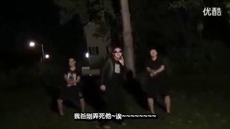 美国留学生跳江南style 送给黄盘的礼物 高清