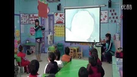 中班语言《雪房子》  幼儿园优质课  教案