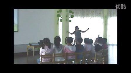 中班语言散文诗《春天》  幼儿园优质课  教案