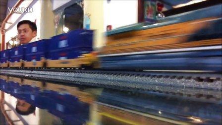 上局沪段火车模型乐园QQ群1月12日运转会剪影