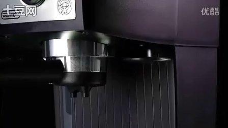 意大利 德龙 半自动咖啡机-泵压意式特浓咖啡机EC155(流畅)