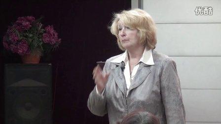 2012年10月15日黑大俄语学院邀请普院专家讲座2
