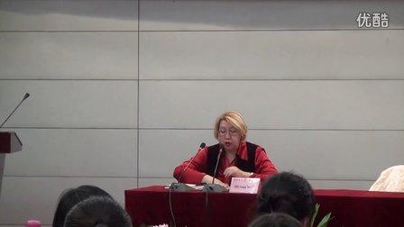 2012年10月17日黑大俄语学院邀请普院专家讲座1
