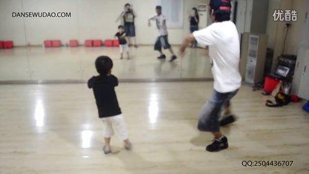 单色舞蹈 周志强导师 少儿街舞视频 武汉少儿街舞培训