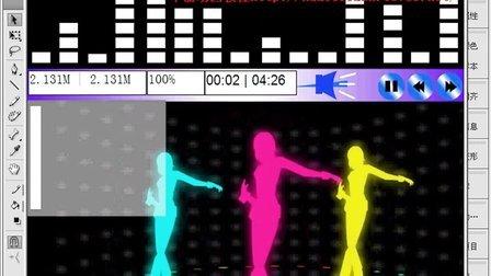 FLASH CS5视频教程821 频谱MP3播放器 编写代码