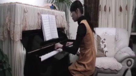 钢琴曲《秋怨》