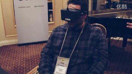 虚拟眼镜<Oculus rift>试用反应