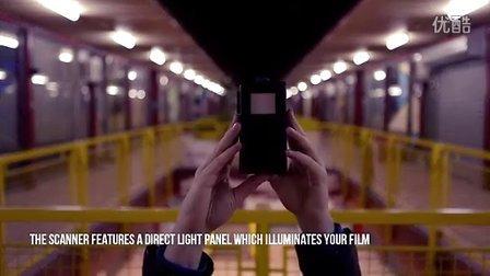 智能手机底片扫描仪