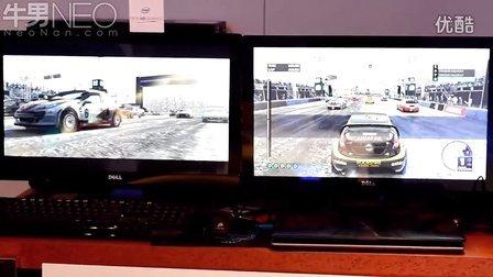 显卡对决!哈斯韦尔与NVIDIA GeForce GT 650M性能演示
