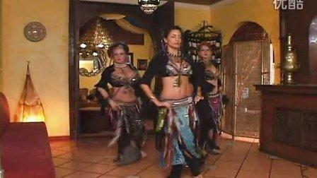 中东阿拉伯风格肚皮舞