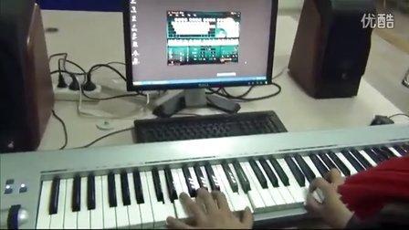 屌丝钢琴王子弹唱第六弹 周杰伦经典歌曲 蜗牛