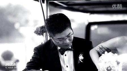 兰诺新娘-胡婧文-码头婚礼
