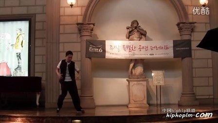 [poppin solo]Real Marvelous Hozin  DoKyun freesty