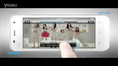 vivo智能手机2012最新广告