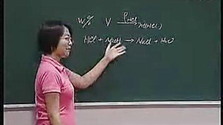 十万视频试看QQ5382156高一化学优质课物质的量浓度