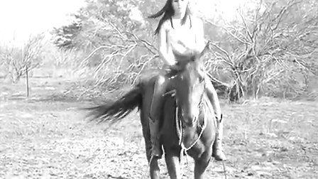 美女骑马系列10