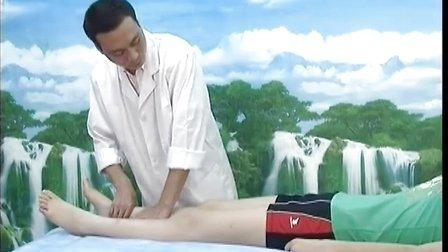 推拿治疗膝关节炎1