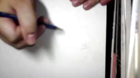 How to Draw Manga 漫畫教學 人物側面畫法2 男性少年