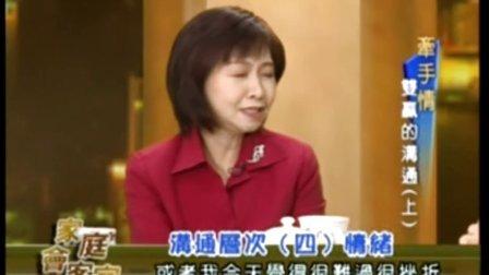 李长安冯志梅解析幸福密码:牵手情(7)