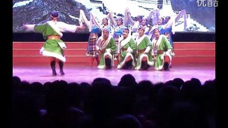 舞蹈【天路】科尔沁区老年艺术团演出