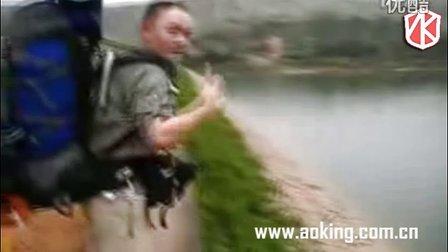 孤独却向往自由的背包客 Aoking 01