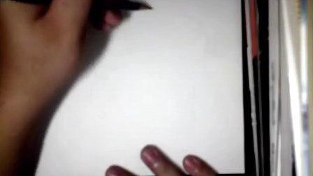 How to Draw Manga 漫畫教學 人物側面畫法漫畫3 男性中年
