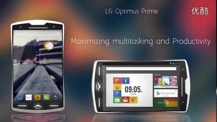 LG Optimus Prime概念视频