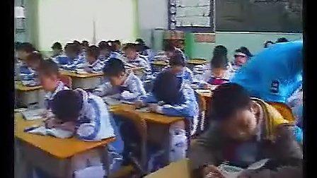 《桥》龙华镇上芬小学庄泳程小学五年级语文优质课实录教学视频