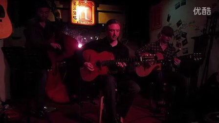 Joseph Joseph - Doug Martin Trio 北京吉普赛爵士音乐