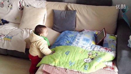 哈哈,笑死我了。儿子10个月了,听到音乐狂点头。