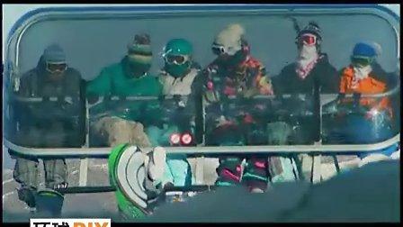 【国内顶尖高手单板滑雪教学】第1集:激情 激情 激情