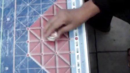 七十九岁王素云练国际军棋