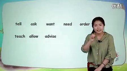 (试看QQ5382156)(1)词法大全(九)非谓语动词第一段 玩转小学语法大全学而思英语夏川
