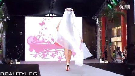 2012MOMO内衣秀.极品美胸模特